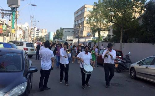 תזמורת צעידה – Marching Band
