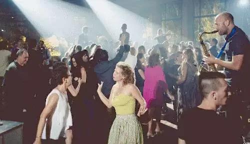 להקה לחתונה Party-People