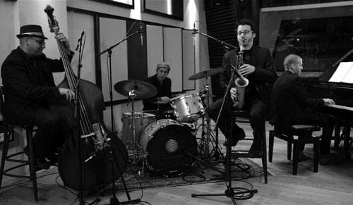 Caliente Jazz הרכב ג'אז לקבלות פנים