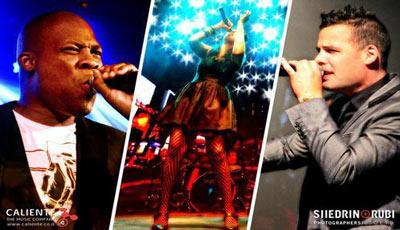 להקה לאירועים Legend Band – מופע קאברים בינלאומי