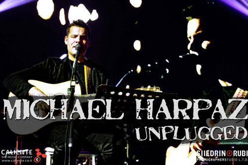קבלת פנים Michael Harpaz Unplugged